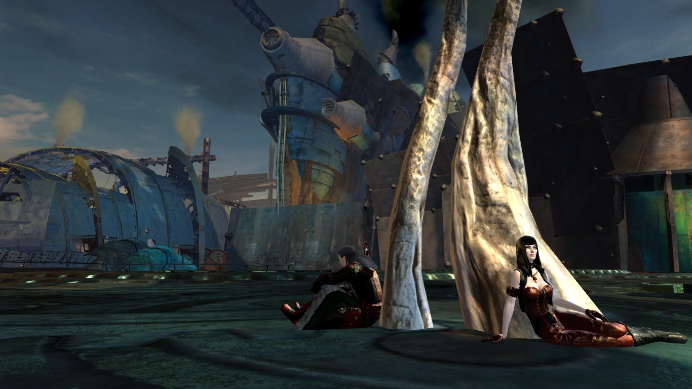 Guild Wars 2 - Ah, this is a nice tree.