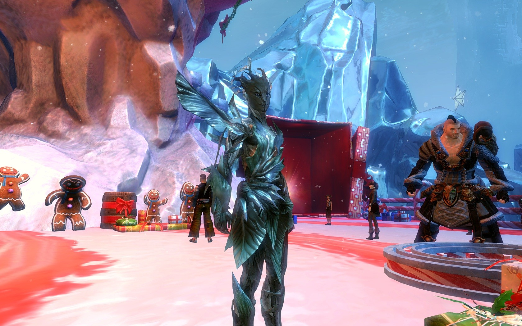 Guild Wars 2 - Sylvari can look so cool sometimes =P