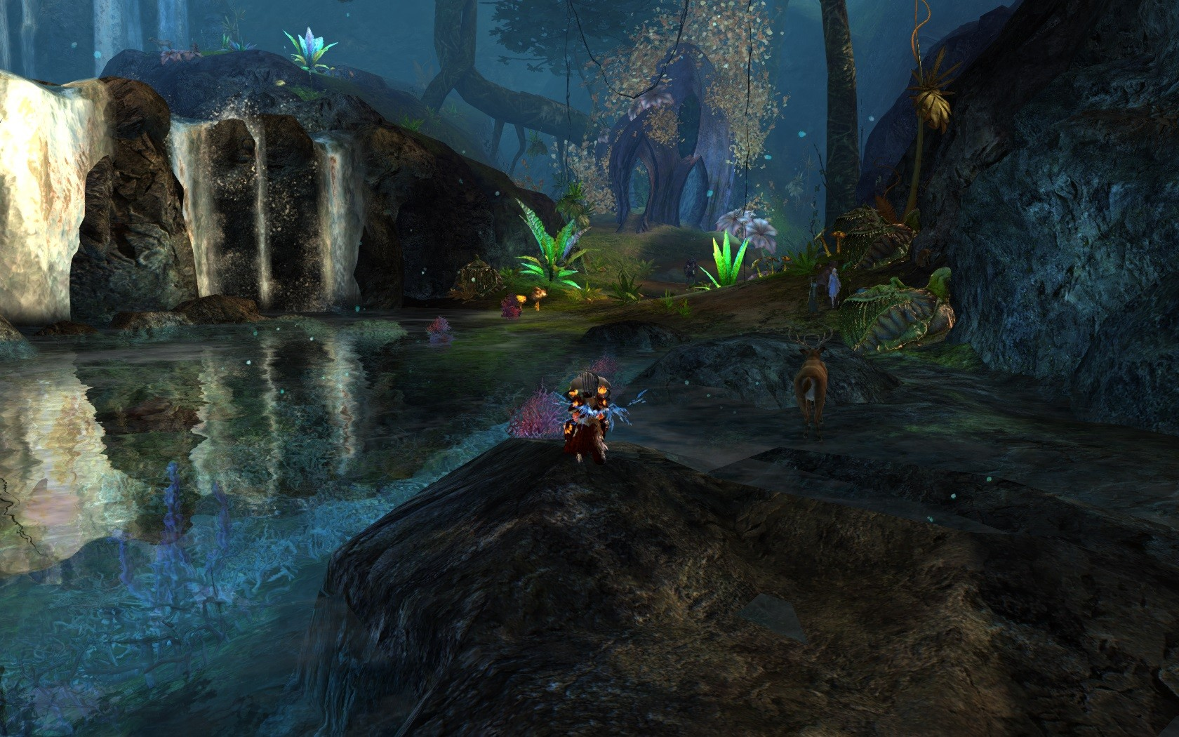 Guild Wars 2 - hidden place