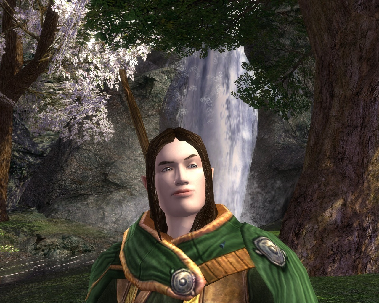 Lord of the Rings Online - My Lore-Master DX10