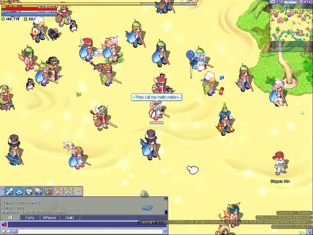 Looking for F2P mmorpg like Trickster Online : MMORPG