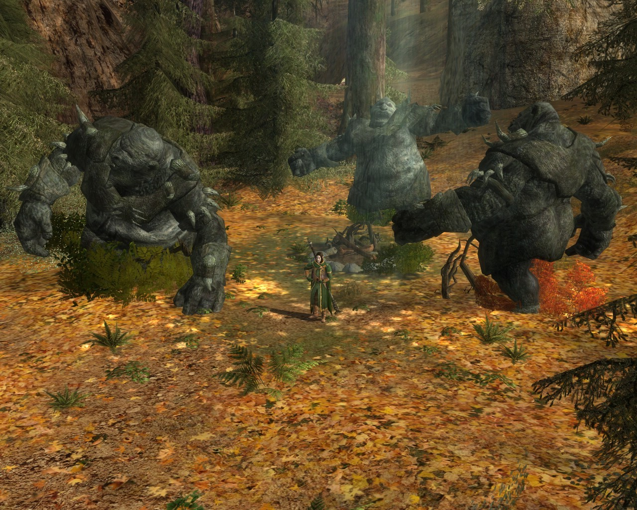 The 3 Trolls Mmorpg Com Lord Of The Rings Online Galleries
