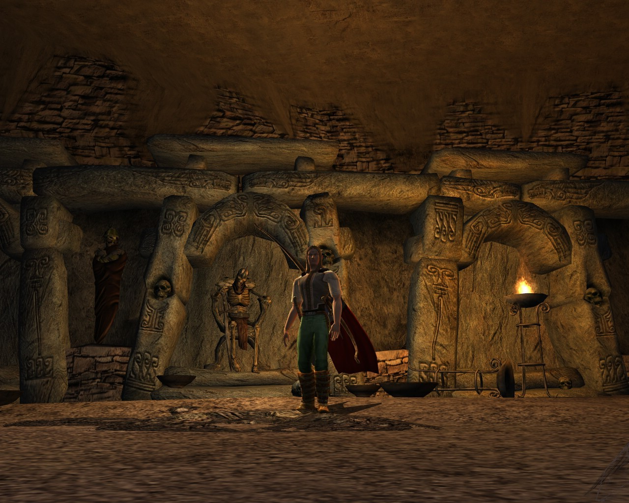 Lord of the Rings Online - Great Barrows