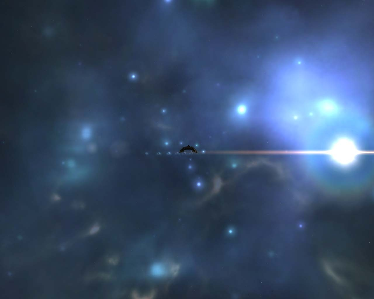 EVE Online - Thought this looked cool