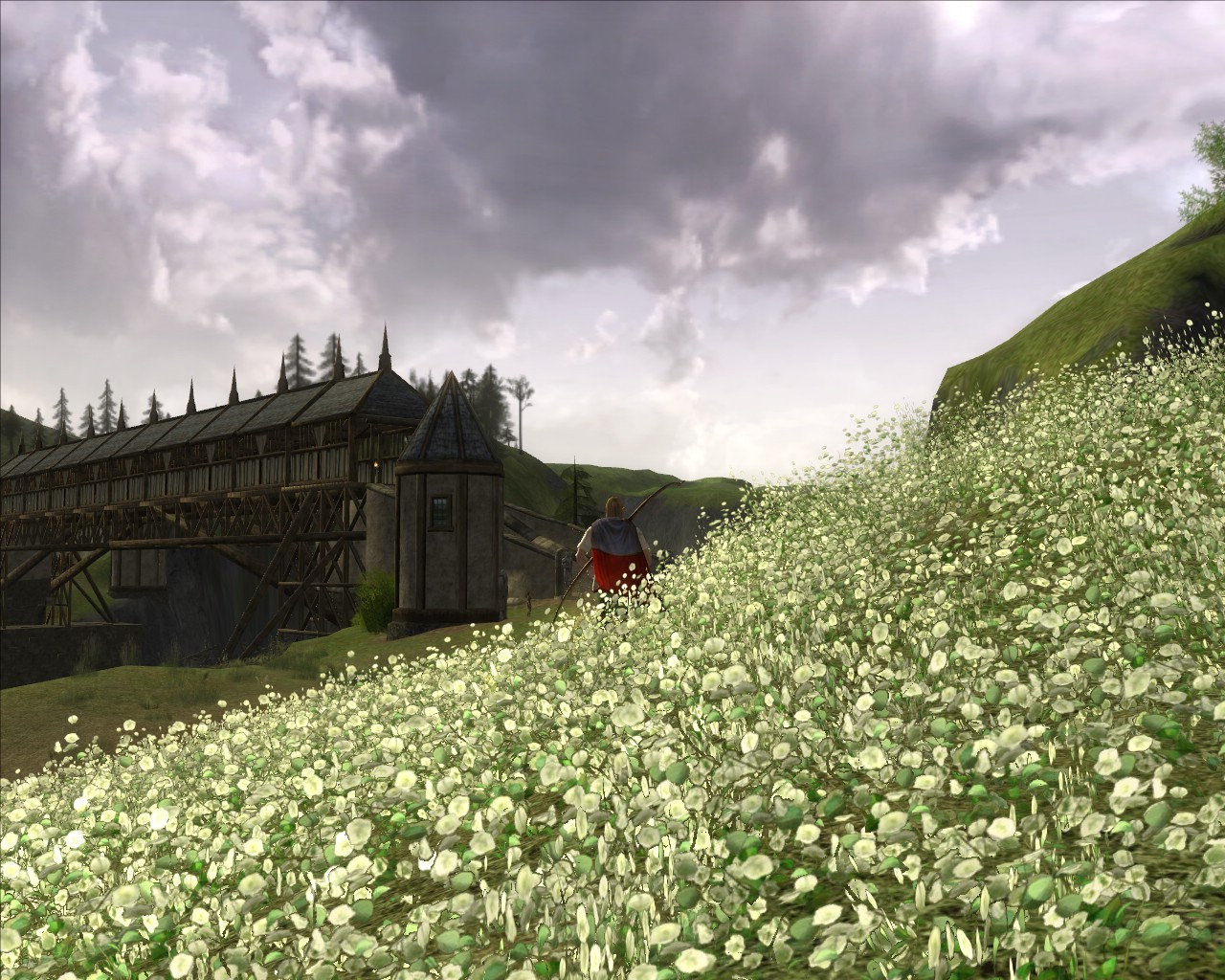 Lord of the Rings Online - The touch, the feel, of cotton..