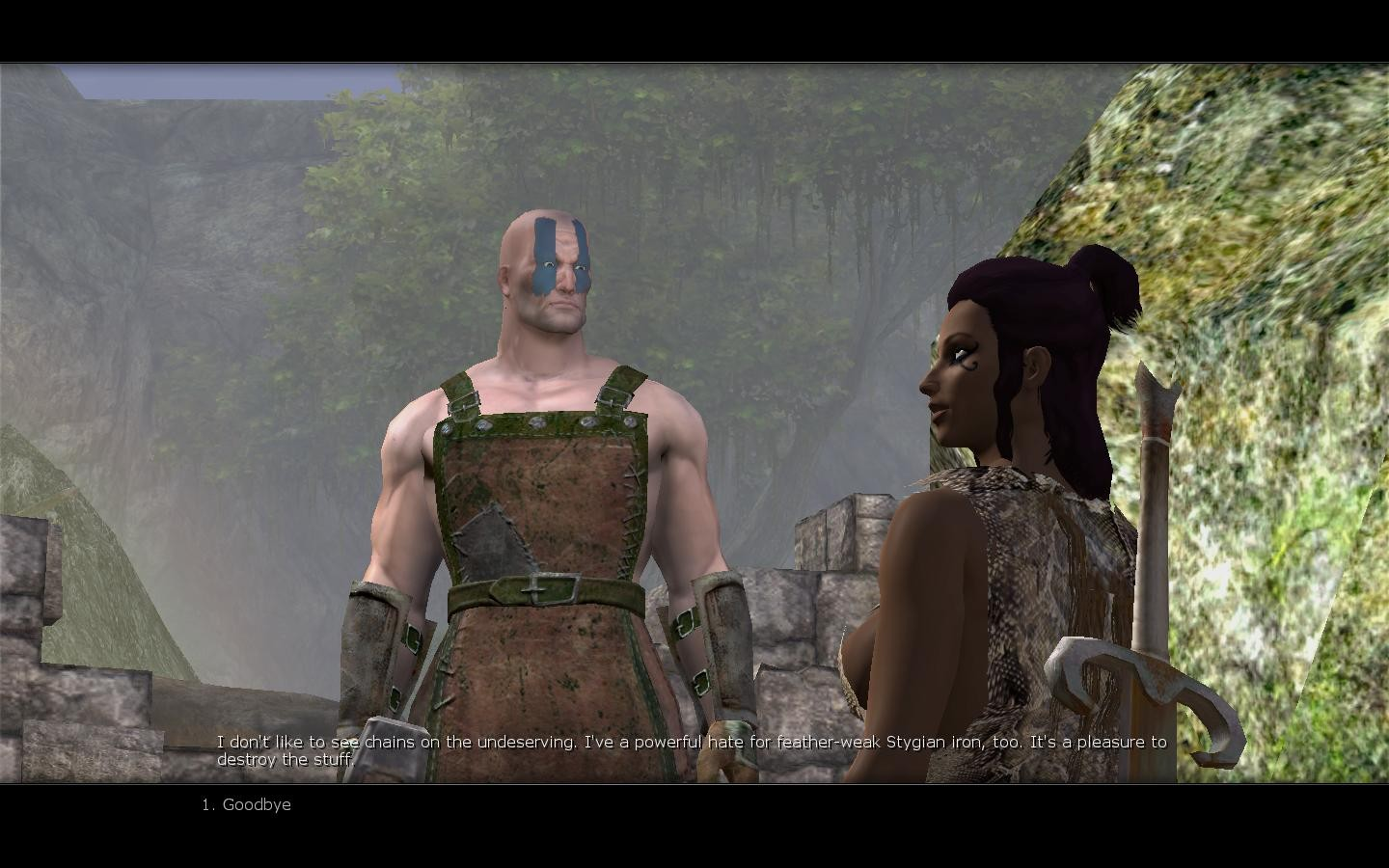 Age of Conan: Unchained - Turach, Blacksmith, Tortage, Barachan Isles