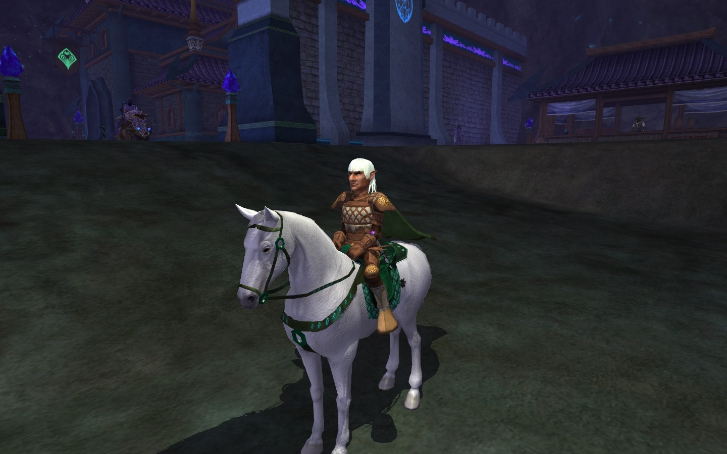 EverQuest II - Yet another free Mount.