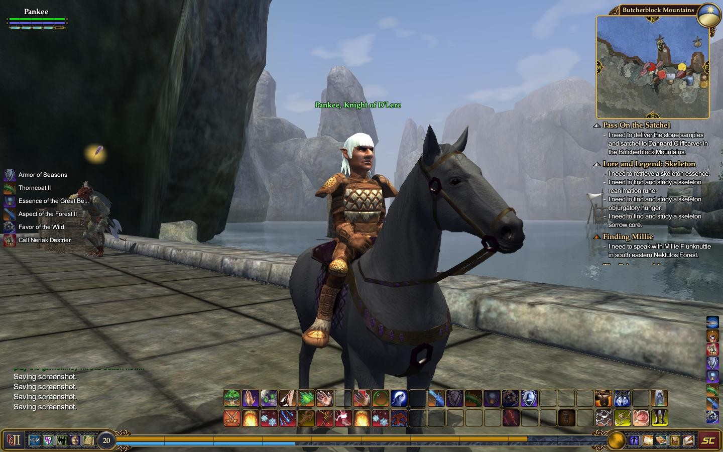 Quest Mount, Didnt cost a dime  MMORPGcom EverQuest II