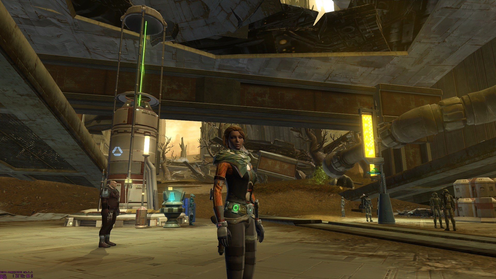 Star Wars: The Old Republic - SWTOR