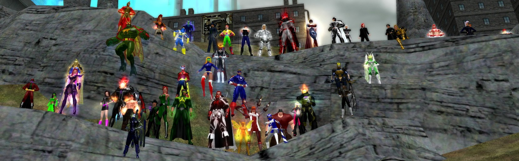 City of Heroes - Liberty Server 6th Anniversary