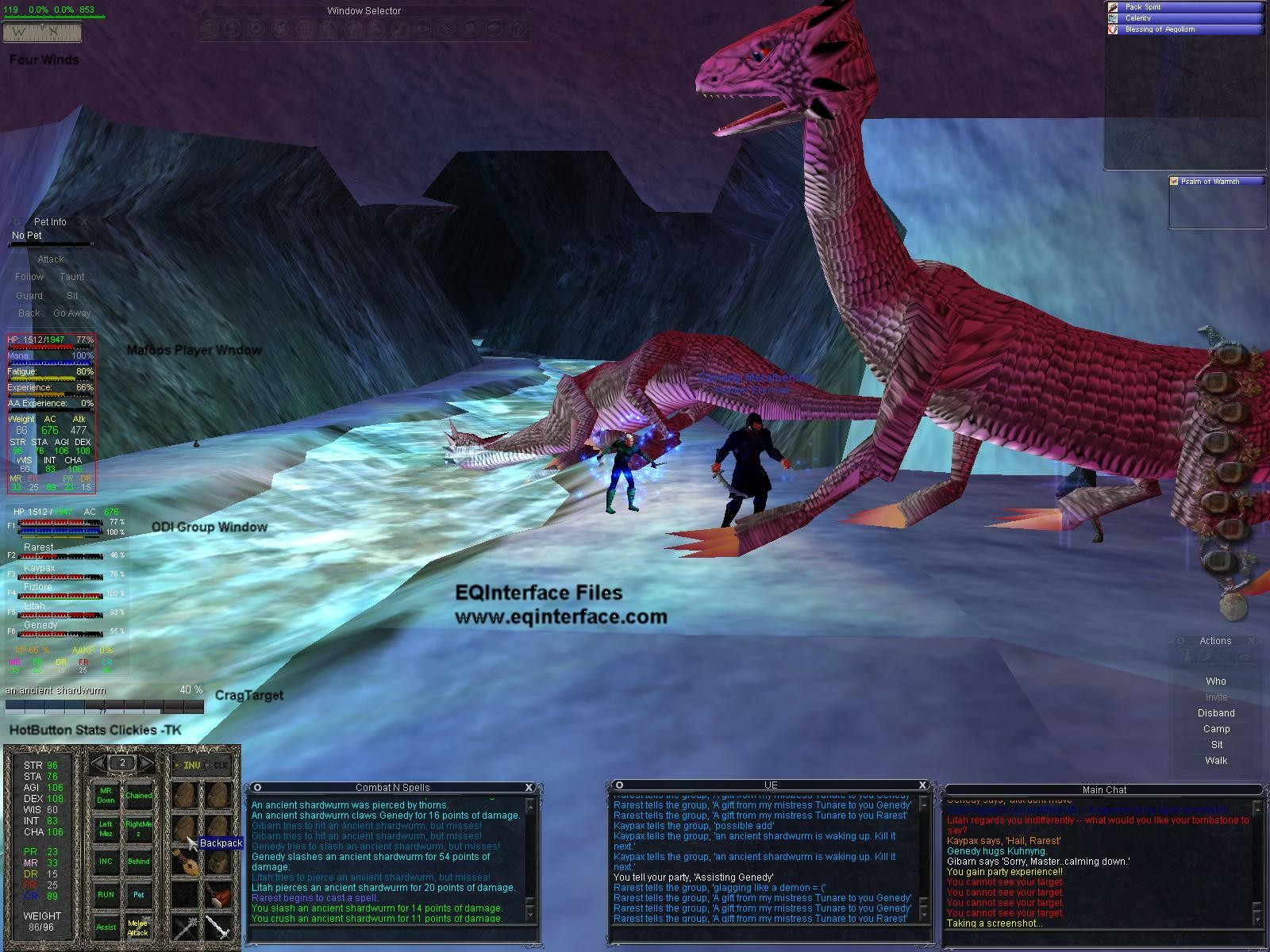 EverQuest - Dragon Hunting
