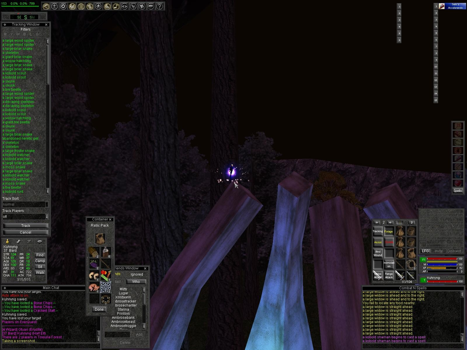 EverQuest - Sitting atop the Nexus Spires