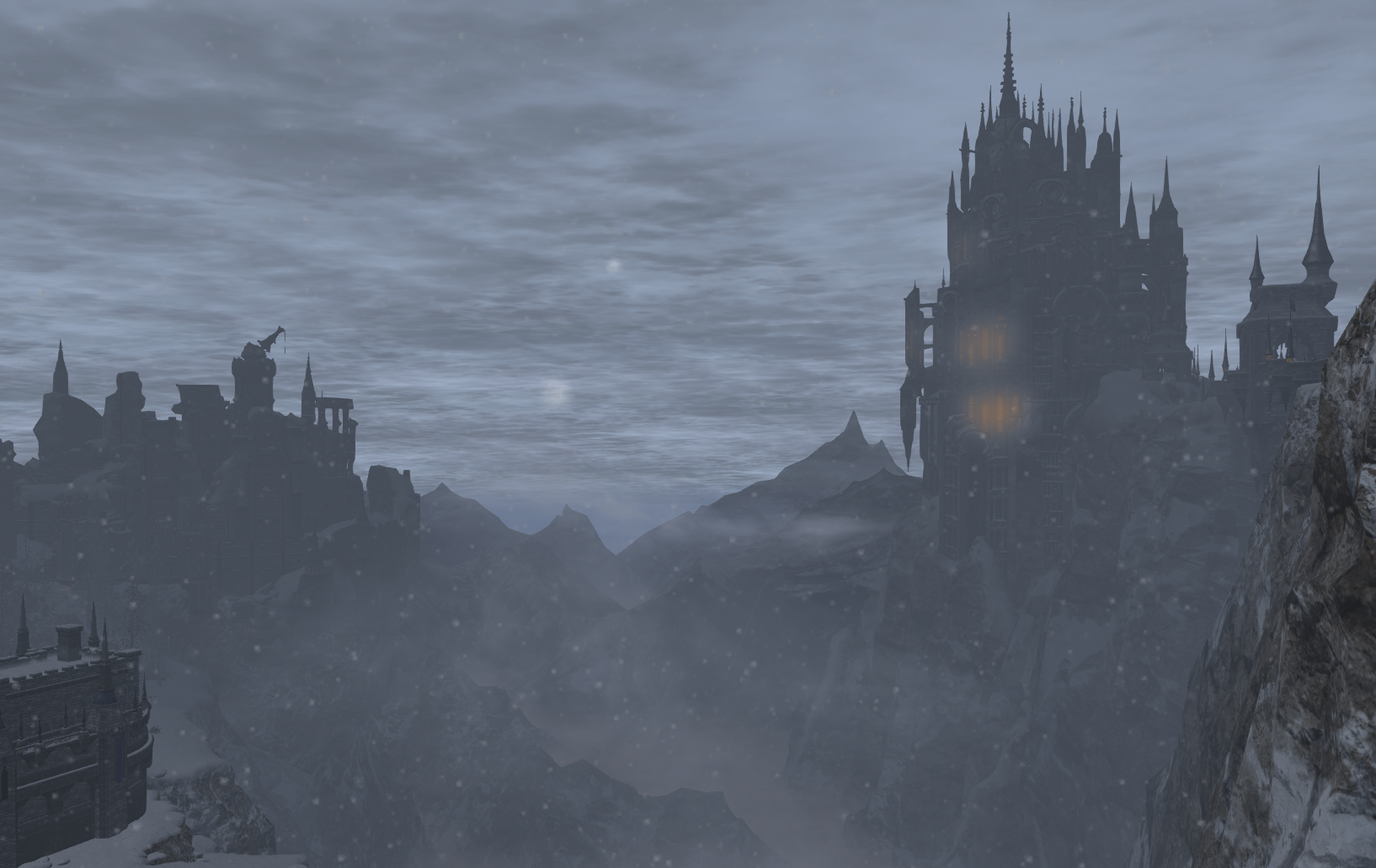 Final Fantasy XIV: A Realm Reborn - Ishgard The Land of the Dragons