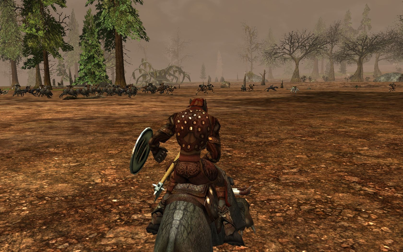 Darkfall - Clan heading to war