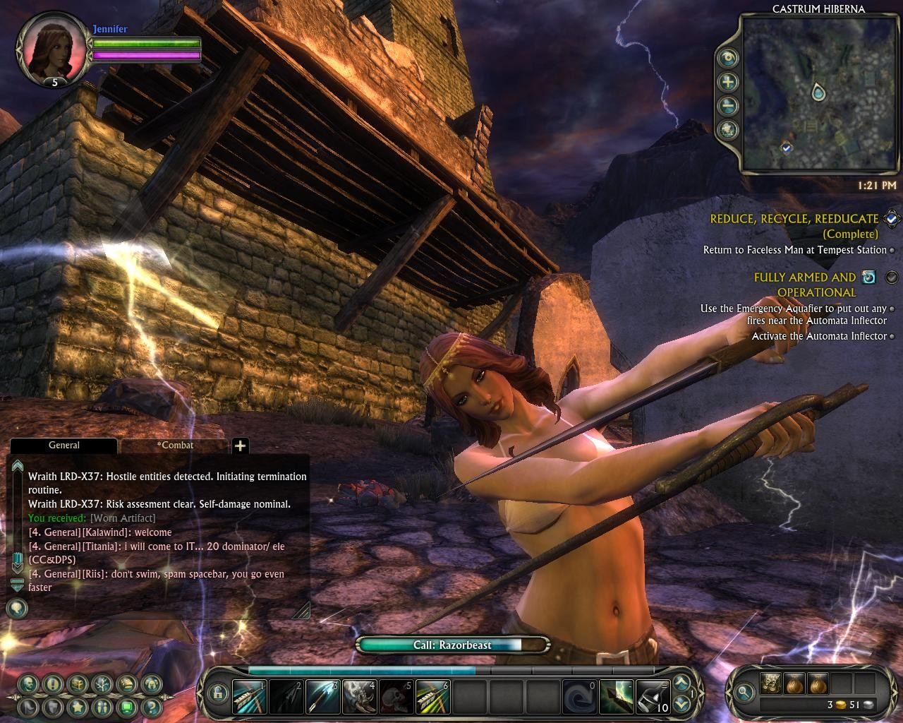 Bdsm mmorpg hentia video