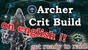 Skyforge - Archer Critical Build