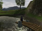 Lord of the Rings Online - Rain Never Ruins Fishing
