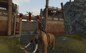 Age of Conan: Unchained - War Mammoth at Guild City in Poitain
