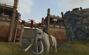 Age of Conan: Unchained - Blue Snow Mammoth Mount
