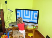 my lil (mmo)rpger in training