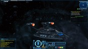 Star Trek Online - The USS Darkholme Science vessel in Star Trek Online
