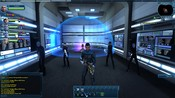 Star Trek Online - The intrepid bridge crew of the Federation science vessel USS Darkholme