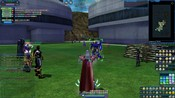 City of Heroes - RedemtionX hanging in PI