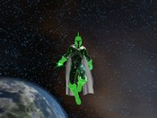 DC Universe Online - Galaxeuz - Above Earth in the DC Universe