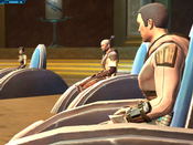 Star Wars: The Old Republic - Jedi Council on Coruscant