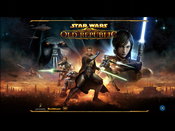 Star Wars: The Old Republic - Title Screen