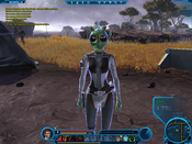 Star Wars: The Old Republic - A cute female Rodian named Tweeta