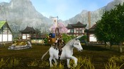 ArcheAge - Donkey and Housing Area