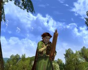 Lord of the Rings Online - Heal bot... errr... minstrel at your service.