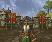 Lord of the Rings Online - The man who will save us all.