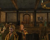 Lord of the Rings Online - Being discreet.