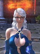 TERA - Close up. nb4 breast comments. Yes, they are absurd. No, we have no sliders, thx.