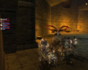Dungeons & Dragons Online - Just hanging out with the Fleshrender