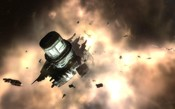EVE Online - This is the coolest wreck ever.