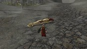 Lord of the Rings Online - That's one big undead arm!