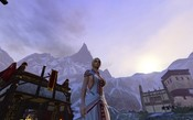 Age of Conan: Unchained - A white dress