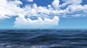 ArcheAge - waves and clouds