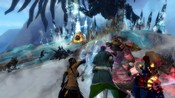 Guild Wars 2 - 4am Claw of Jormag fight