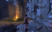 The Secret World - TSW - Outfit - Disunity - with Rogue stockings (reverse angle)