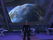 Star Trek Online - View from station lounge