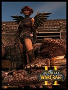 Super Exculsive Poster of Draenia from WoW II!