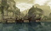 City of Heroes - On the Docks at Cimerora (bAss_ackwards)