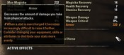 ESO Overcharged