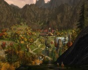 Lord of the Rings Online - Rivendel at daylight