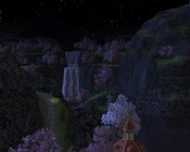 Lord of the Rings Online - View from home