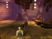 Dungeons & Dragons Online - DDO: Moving lights part 2. Bah, you'd need to download both and switch between. Too slow to see here.